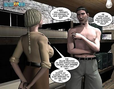Fantasy horror comics - part..