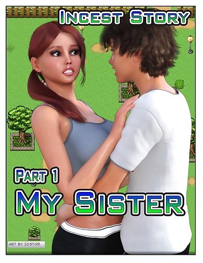 Incest Story - Part 1: My..