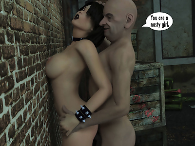 Dark Alley Lover - part 2