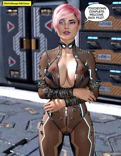 RedRobot3D- Interspecies..