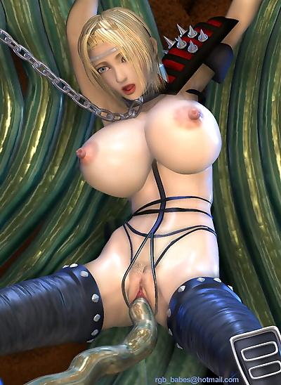 3D Babes - 2