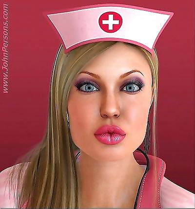 DarkLord- Blonde Nurse