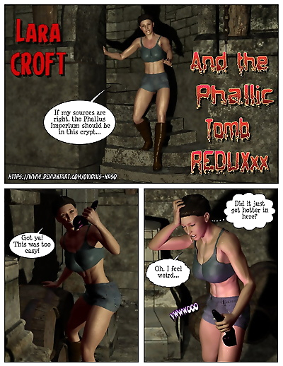 Ovidius Naso Lara Croft &..