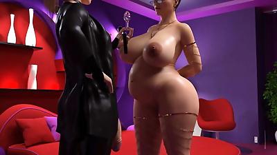 Futa Breeding Slave serge3dx