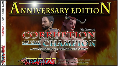 VipCaptions Corruption of..