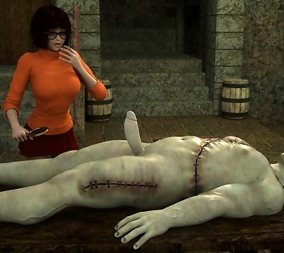 Zafo Velma Halloween..