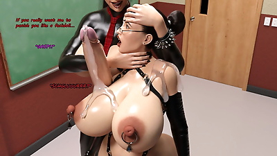 Serge3DxSinful Punishment -..