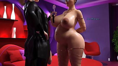 Serge3dx Futa Breeding Slave..