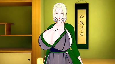 Koikatsu Tsunade becomes..