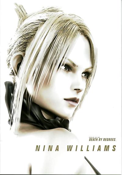 TEKKEN - Nina Williams..
