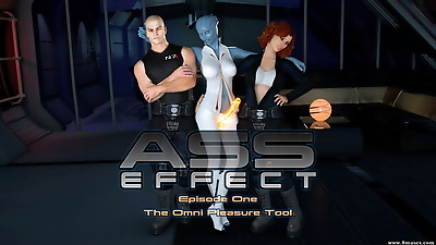 HZR Ass Effect Issue 1 - The..