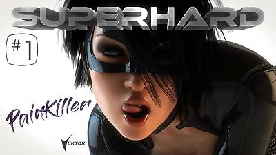 Vektor - SuperHard: Painkiller