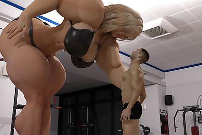 EndlessRain0110 Gym Nut 1 -..