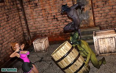 3DSimon - Horny Goblins 1..
