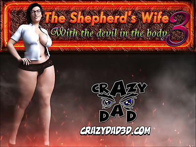 Crazy Dad The Shepherds Wife..