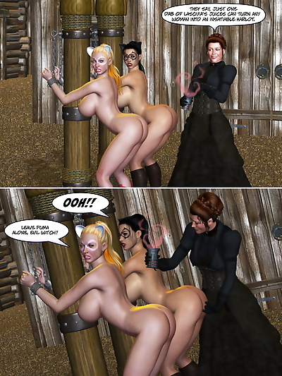 Sex Pets of the Wild West 26..
