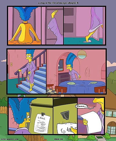 A Day In The Life Of Marge 2