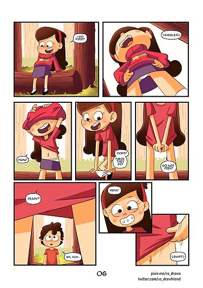 Gravity Falls - Secrets Of..