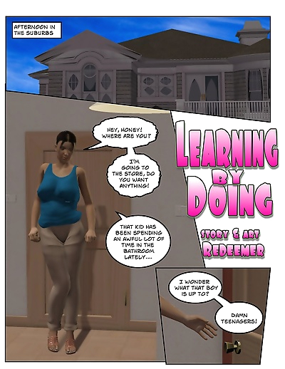 Redeemer- Learning by doing