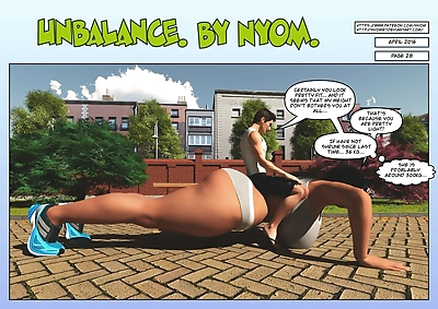 Nyom - Unbalance - part 2
