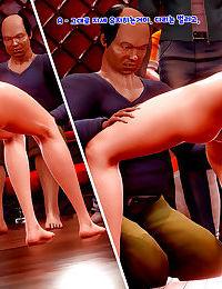 Masochist Bondage Torture 2 - 마조녀 구속 고문 2 - part 6