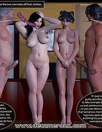 Hypno Girls 7 - Kinky School: Part One