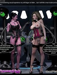The Chronicles of Planet Stiletto Ch.3 - part 3