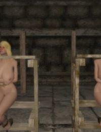 Skyrim bondage furniture collection - part 12