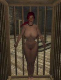 Skyrim bondage furniture collection - part 3