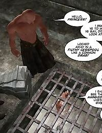 3d bondage comics anime facial cumshot in prison cartoons - part 625