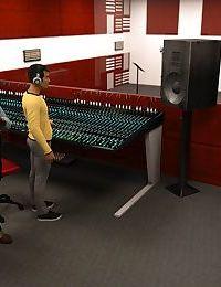 Hijab 3DX- Losekorntrol- Sound Garden