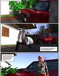 Hijab 3DX- Losekorntrol – Young Love Vol. 3
