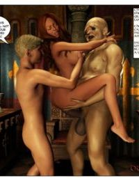 Dubhgilla- Joff Sansa and freak
