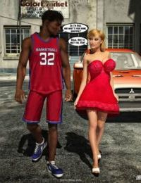InterracialSex3D – Ghetto Pussy Riders