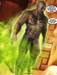 InterracialSex3D – Green Rage