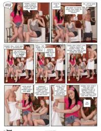Daughter's Dirty Diary- Incest Candy 4