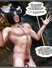 Adult fantasy comics - part 5