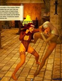 Scorpio69- Warrior Nun – Featuring Catelin