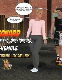 Pig King – Leonard Nininho Long Tongued