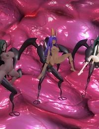 汁 ラフムに泥袋にされるサーヴァント Fate/Grand Order - part 2