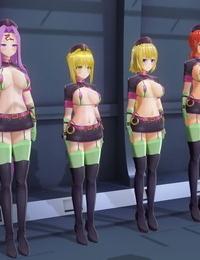 汁 サーヴァント加工施設 Fate/Grand Order - part 6