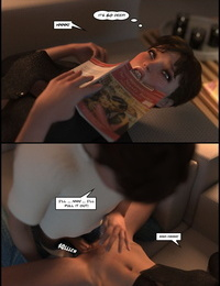 Sindy Anna Jones ~ The Lithium Comic. 06: My Brother- My Rules - part 3