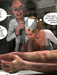 SupaFly Hollys Freaky Encounters - Night Shift Nurse without white borders - part 3