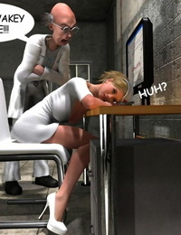 SupaFly Hollys Freaky Encounters - Night Shift Nurse without white borders - part 2