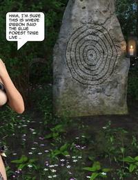 Jossan Freya and the mischievous Fairy - part 2