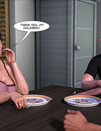 Crazy Dad 3D Father-in-Law at Home 15 English