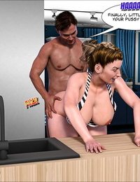 Crazy Dad 3D Father-in-Law at Home 15 English - part 4