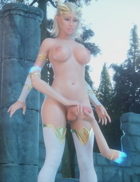 Lord Kvento Farinas Adventure - Lustful Hands - part 3