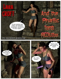 Ovidius Naso Lara Croft & The Phallic Tomb Reduxxx Tomb Raider
