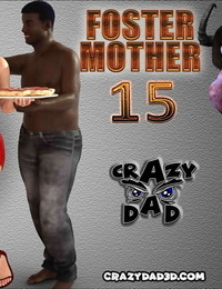 Crazy DadFoster Mother 15(English)